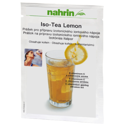 Iso-Tea Lemon v sáčku
